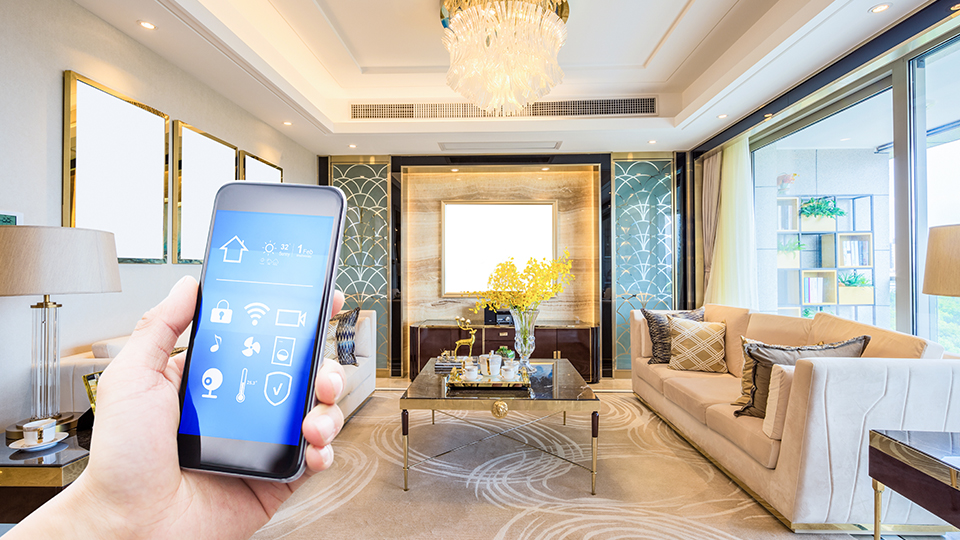Smart Home & Building Automation