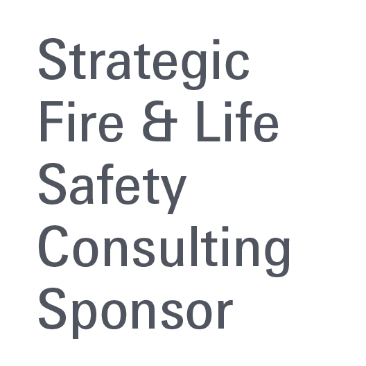 Strategic Fire and Life Safety Consulting Sponsor