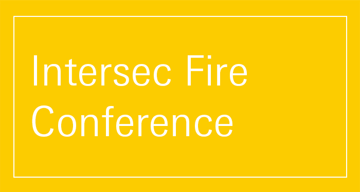 Intersec Fire Conference
