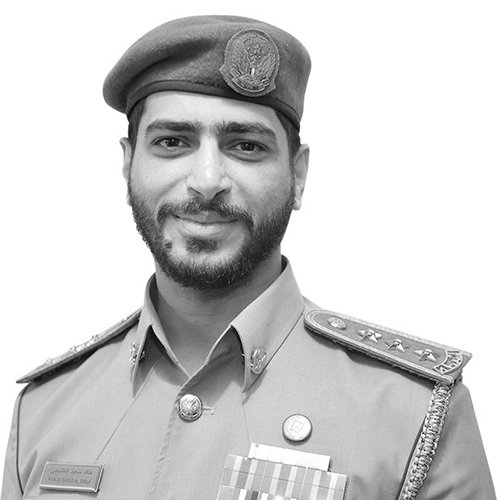 Major Khalid Saeed Al Tunaji