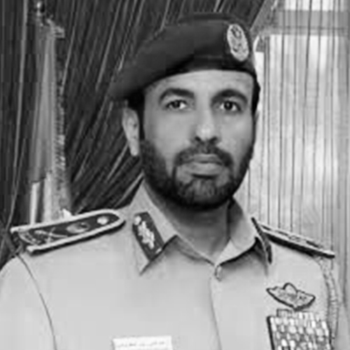Major General Expert Rashid Thani Al Matrooshi