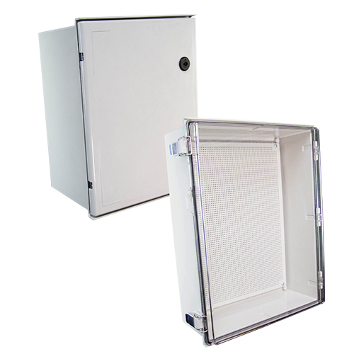 Safety Technlogy International, Enclosures