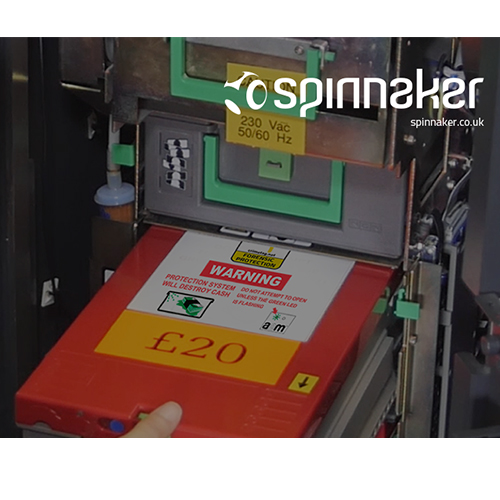 Spinnaker, ATM physical attack protection