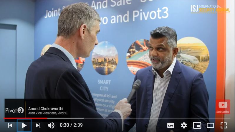 An interview with Anand Chakravarthi, Area Vice President at Pivot3