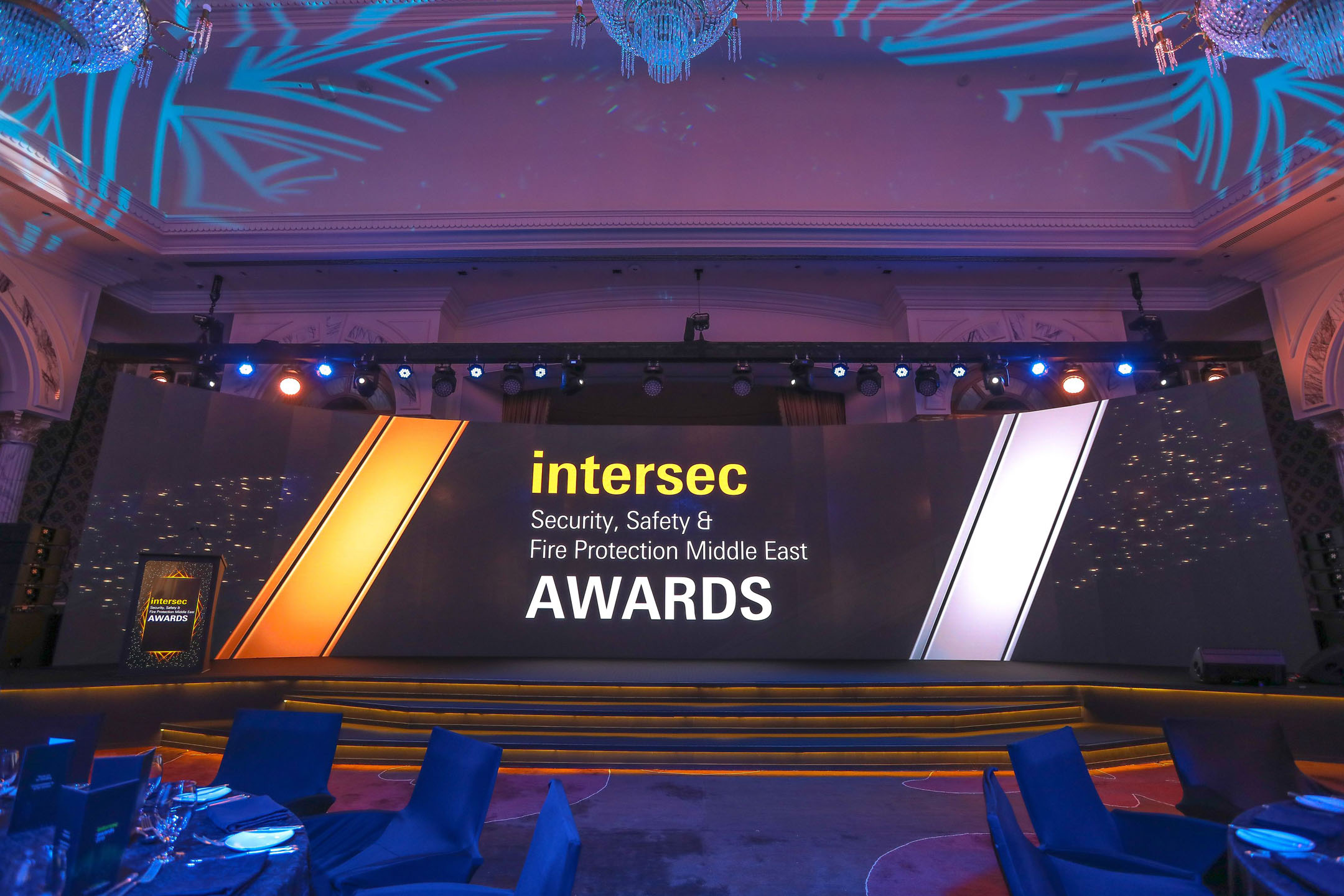 2019 Intersec Security, Safety & Fire Protection Middle East Awards