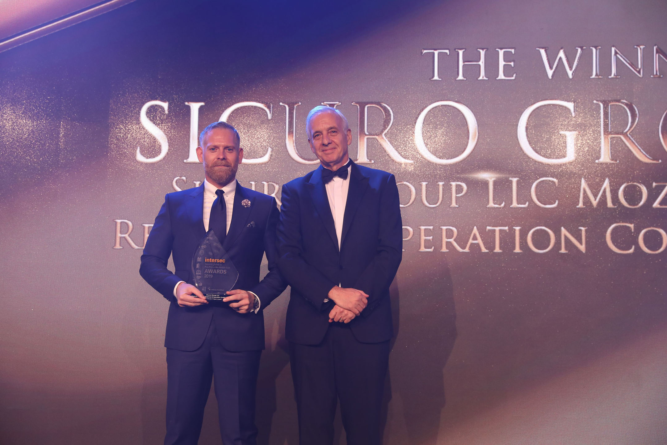 Sicuro for Humanitarian Project of the Year