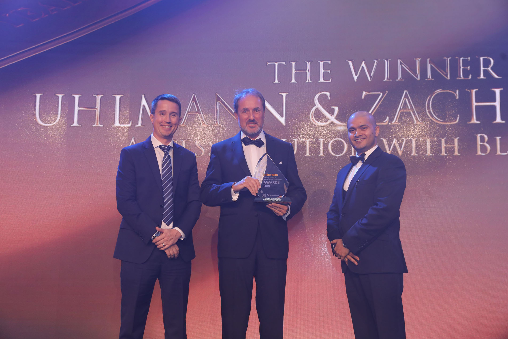Uhlmann for Access Control Project of the Year