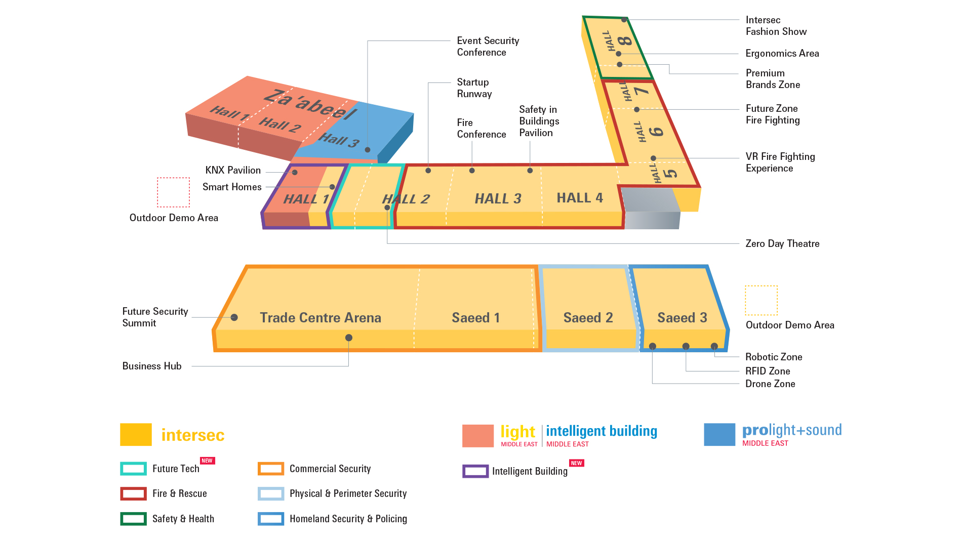 IS21 venue map