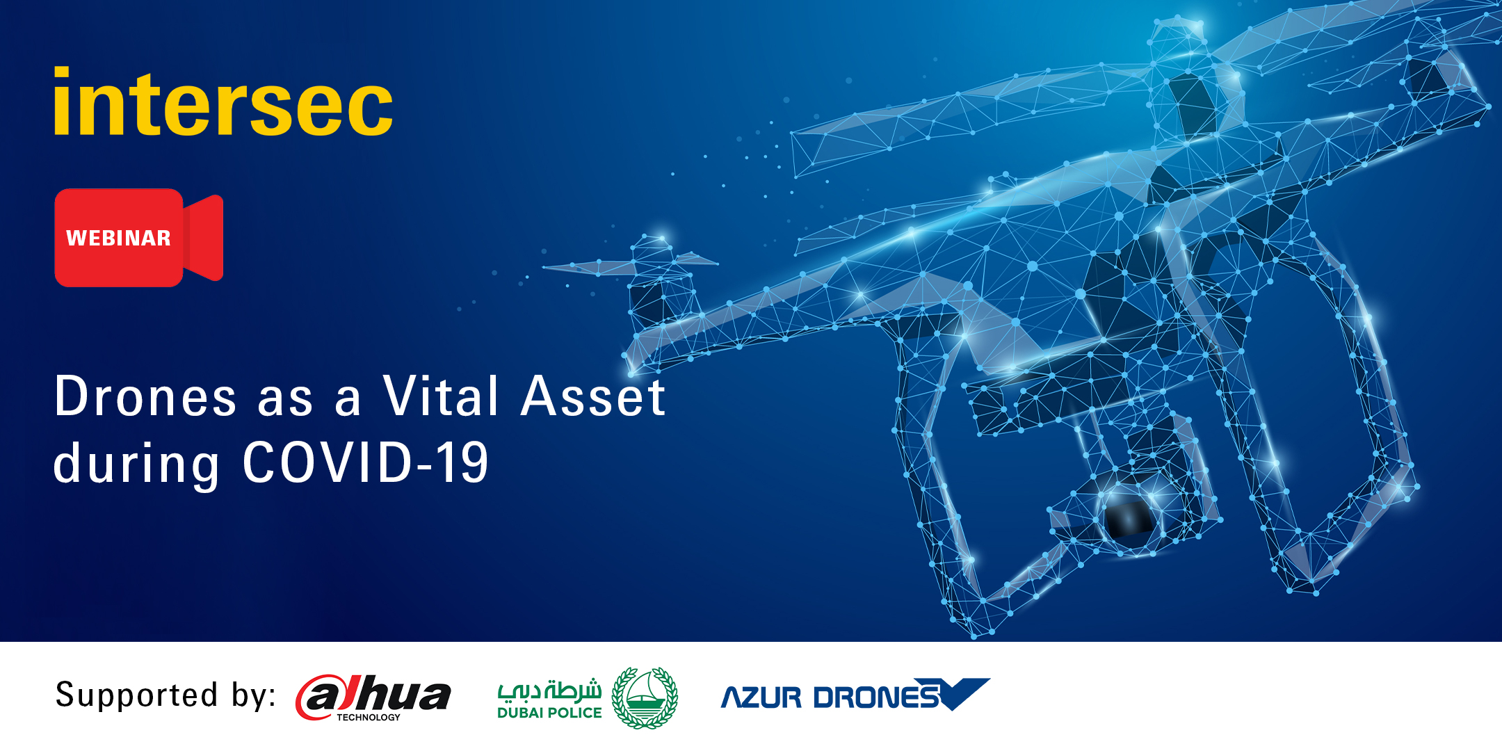 Drones as a vital Asset during  COVID-19