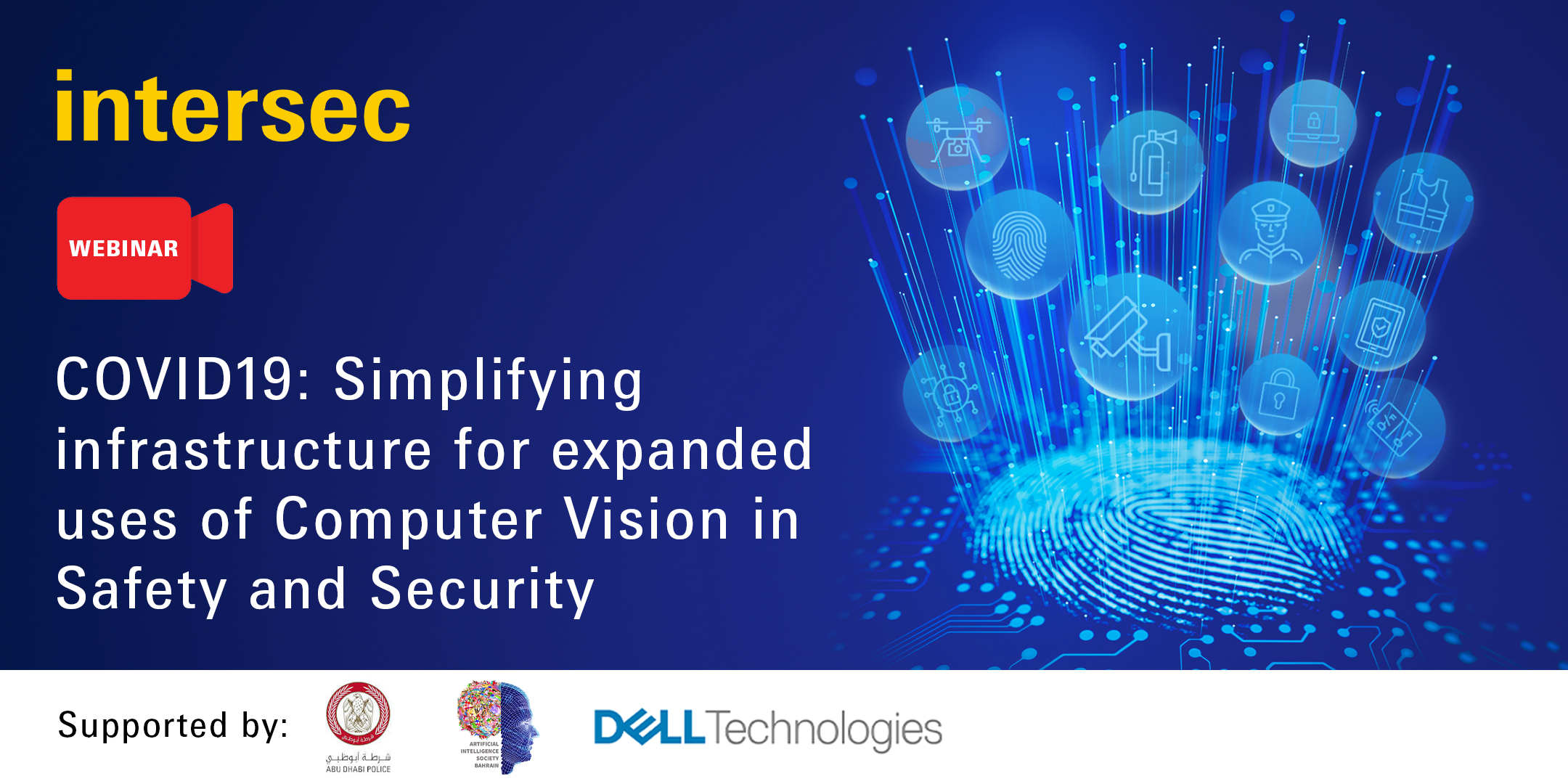 COVID19: Simplifying infrastructure for expanded uses of Computer Vision in Safety and Security