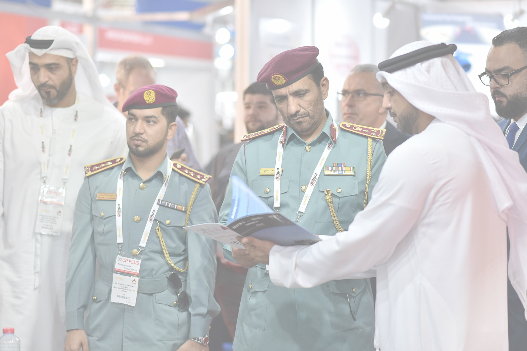 His Highness Sheikh Mansoor bin Mohammed bin Rashid Al Maktoum opens 20th edition of Intersec